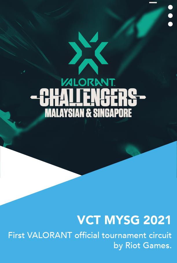VCT MYSG 2021